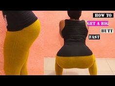 How to Get a Bigger Butt - Proven Workouts for a Bigger Butt/Wide Hips - YouTube