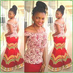 cute likeforlikes lace myafricanwear anelisa19