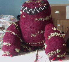 Somebody made the best. Knitten. Ever. via Tumblr