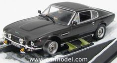 aston martin v8 vantage 1977 james bond. edicola bondcol014 1/43 aston martin v8 vantage 1977 - 007 james bond the aston martin vantage james bond .