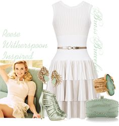 """Reese #1"" by brassbracelets on Polyvore"