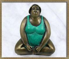 Hand Made Thai Solid Bronze Sculpture Pose Buddha Konasana Yoga Fat Lady - Buy Hand Made Thai Solid Bronze Sculpture Pose Buddha Konasana Yoga Fat Lady Product on Alibaba.com