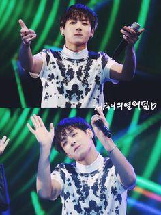 BTS @ 150530 Seowon Valley Green Concert
