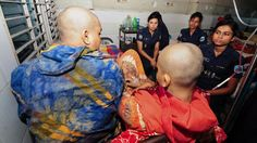 Bangladesh police arrest four in 'shaved heads' student rape case https://tmbw.news/bangladesh-police-arrest-four-in-shaved-heads-student-rape-case  Four men have been arrested in Bangladesh over the alleged rape of a student, after pictures of her with a shaved head were shared online.Police said Tufan Sarker, a unionist linked to the governing Awami League party, was among those detained.A manhunt is underway for Mr Sarker's wife, Asha Khatun, who is accused of beating the 16-year-old and…