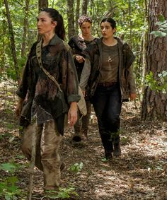 Tara Chambler ain The Walking Dead Season 7 Episode 6 | Swear