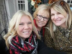 My mom and sister #familyfirst xo Kerrieleebrown.com