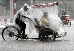 """""""Au-delà du riz, de réels défis de développement économique et de vraies menaces pour la santé publique""""... http://www.lepetitjournal.com/hochiminhville/2014-03-04-08-21-27/actualite/265518-inondations-quel-avenir-climatique-et-quelles-consequences-pour-le-vietnam"""