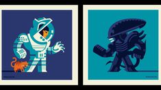 Pop Culture Heroes and Villains Face Off in This Art Show