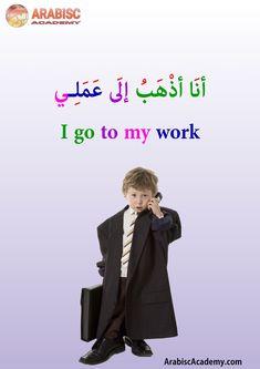 Arabic Verbs, Arabic Sentences, English Sentences, English Phrases, Learn English Words, English Vocabulary, English Grammar, English Language, Arabic Lessons