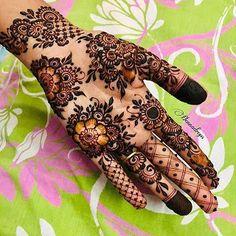 Mehndi Designs- Trends | Cute Girl Khafif Mehndi Design, Floral Henna Designs, Mehndi Designs Book, Mehndi Designs For Beginners, Bridal Henna Designs, Mehndi Designs For Girls, Dulhan Mehndi Designs, Latest Mehndi Designs, Mehndi Designs For Hands