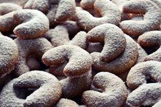 Vanilkové rohlíčky Food, Essen, Meals, Yemek, Eten
