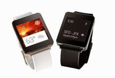 LG G Reloj se lanza la próxima semana (aparece en una página web minoristas)