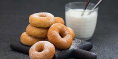 Healthy Cookies, Doughnut, Recipes, Food, Diet, Glutenfree, Healthy Biscuits, Essen, Eten