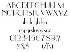30 fonts perfect for vintage & retro style design