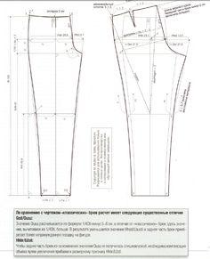 """Мобильный LiveInternet Журнал """"Ателье"""" Три модели мужских брюк.   Lana-cvet - Дневник Lana-cvet  """