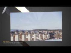 European Steel Bridge Awards 2016 - Sundsvall Bridge