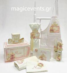 ΣΕΤ ΒΑΠΤΙΣΗΣ GOLDEN PERFUME Little Star, Decorative Boxes, Perfume, Products, Decorative Storage Boxes, Fragrance, Gadget