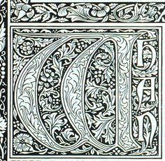 William Morris, printer