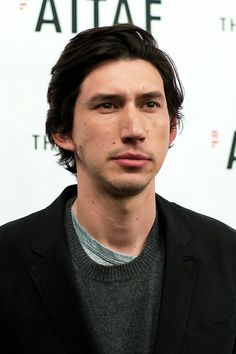 "adamdriiverr: ""Adam Driver at the AITAF performance of 'Lobby Hero' in NYC on November "" Handsome! Beautiful People, Beautiful Men, Pretty People, Star Wars Cast, Kylo Ren Adam Driver, Reylo, Pretty Eyes, Celebs, Celebrities"