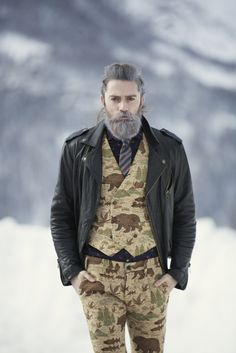 #Menswear #Trends MITCHUMM Industries Fall Winter 2015 Lookbook Otoño Invierno #Tendencias #Moda Hombre  FW15