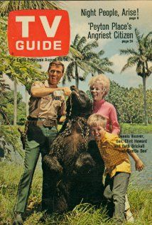 Gentle Ben ran from 1967-1969