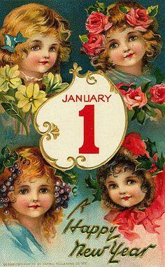 REGBIT1: Está na folhinha! Um ano novo se inicia: 1º de jan...