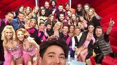 Erich Klann mit dem ganzen Team von 'Let's Dance 2017' (Quelle: RTL/Erich Klann)