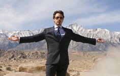 Tony Stark (Robert Downey Jr.) - Iron Man