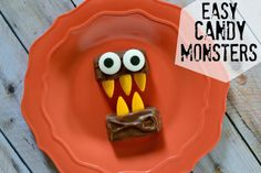 Easy Candy Monsters #SpookyCelebration #shop #cbias