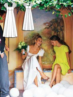 BurdaStyle 3/2010 115 wedding dress 032010
