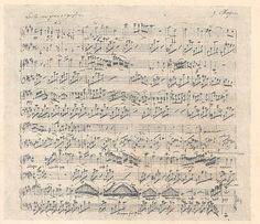 """Chopin's writing of """"La Nocturne"""""""