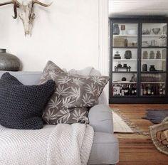 Skandinavian livingroom/diningroom. Lindebjerg design