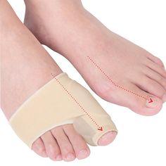BEST BUNION CORRECTOR – Empiko.com Gel Toe Separators, Gel Toes, Hammer Toe, Big Toe, Bunion, Adidas Outfit, Feet Care, Heeled Mules, The Cure