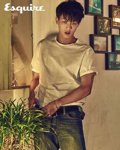 Ji Soo - Esquire Magazine April Issue Jisoo is daddy Park Hae Jin, Park Hyung, Park Seo Joon, Park Bo Young, Joon Hyuk, Lee Joon, Ji Soo Actor, In The Air Tonight, Song Joong