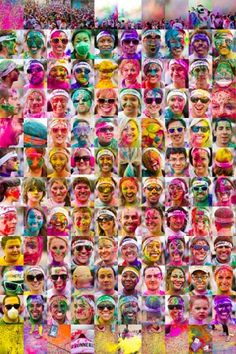 Couch to 5k | color run! Can't wait to do this in September