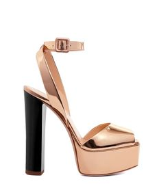 df6a597e361 Image result for metallic platform heels