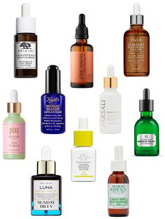 10 Oils to Make Your Dry Skin Glow — Beautiful Makeup Search - - With the harsh cold temperatures of winter here, my skin is drier than ever. It's this time of year that start incorporating oils into my skin care regimen. Not only do oils immediately. Moisturizer For Dry Skin, Oily Skin, Sensitive Skin, Serum For Dry Skin, Skin Serum, Best Foundation For Dry Skin, Foundation Tips, Dry Skin On Face, Skin Tips