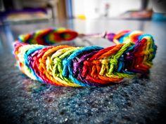 Macramee Bracelet