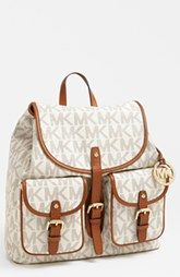 Handbags & Accessories: | Nordstrom MK jet setter backpack