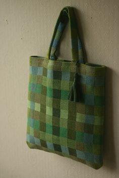 handwoven bags