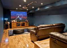 Superior 27 Awesome Home Media Room Ideas U0026 Design(Amazing Pictures Design Ideas