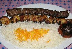 Meat & Chicken Kebab