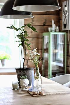 Norvège / Une maison aux teintes douces / Crédit photos Marsipan og smilefjes