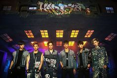 Daehyun,Jongup,Himchan Yongguk,Youngjae,Zelo ♡