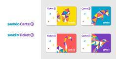 Sankeo – Rebranding of Public Transport Network | HeyDesign Graphic Design & Typography Inspiration