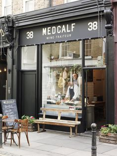 Exmouth Market darling Medcalf transforms former gallery into Medcalf Traiteur, a celebration of the uncomplicated...