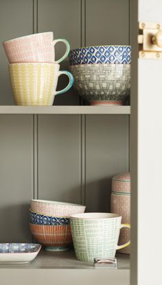 Let's Fika! Channel Scandi-living with our Fika Ceramic Collection.