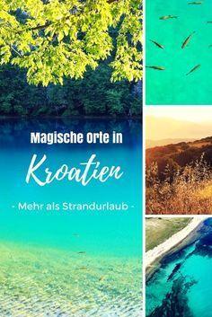 Schönsten Orte und Inseln Kroatien   Plitvicer Seen - Pag - Brach