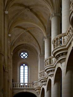 Saint-Étienne-du-Mont, Paris, France
