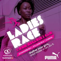 Gather your girls, and make a run for it.  #TSrun #TSrunpink